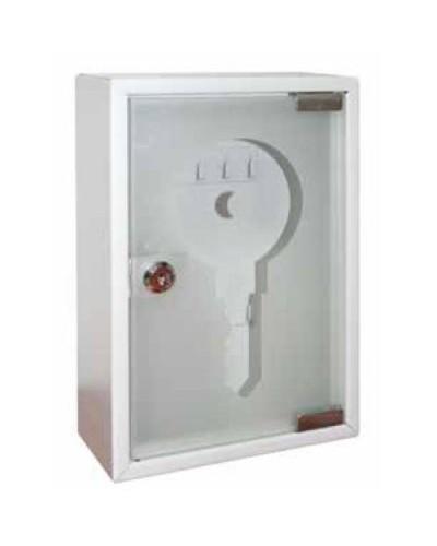 Omarica za ključe s steklom01