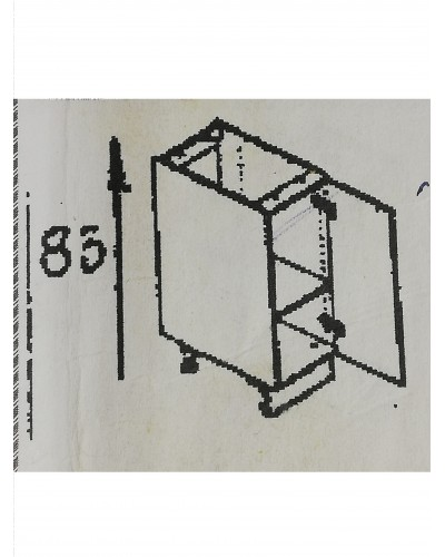 Spodnji element 1x vrati 30