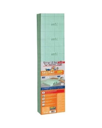SELITAC harmonika 2,2mm 1,25*12m - 15m2