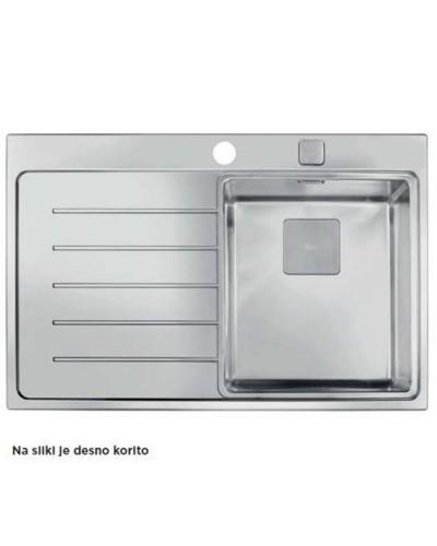 ZENIT 78 1B 1D KORITO 780mm*520mm DESNI