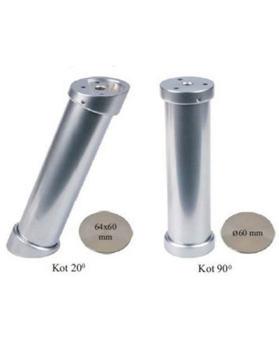 NOSILEC NAD.POLICE fi50mm KOT90 INOX