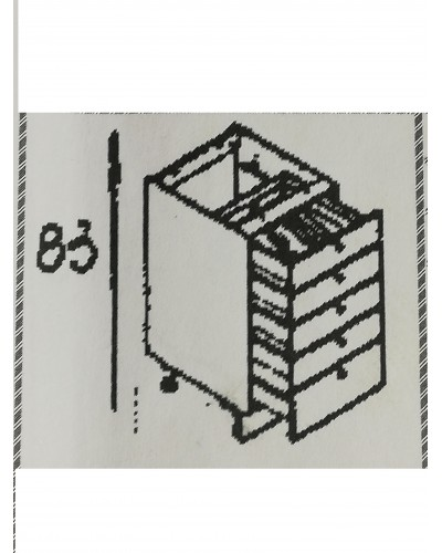 Predalnik 5x ali 3+1 50