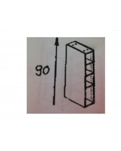 Zgornji element odprti 20