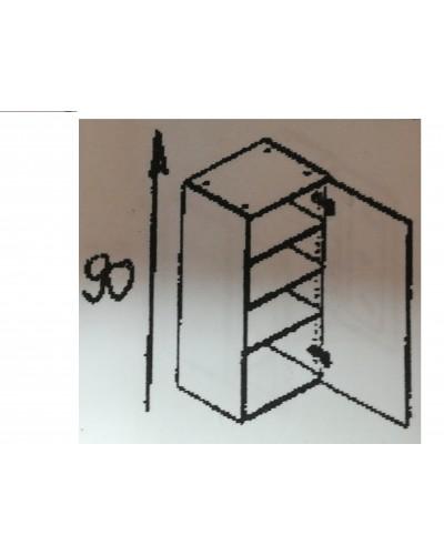 Zgornji element 1x vrata 45