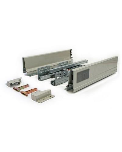 Predal DTC B01, 450mm, sivi, 30kg